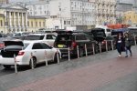 Parking violations in Moscow - Мой район